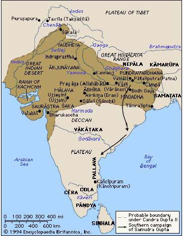 gupta empire achievements in astronomy - photo #11