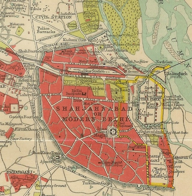 delhimaps Delhi On Map on