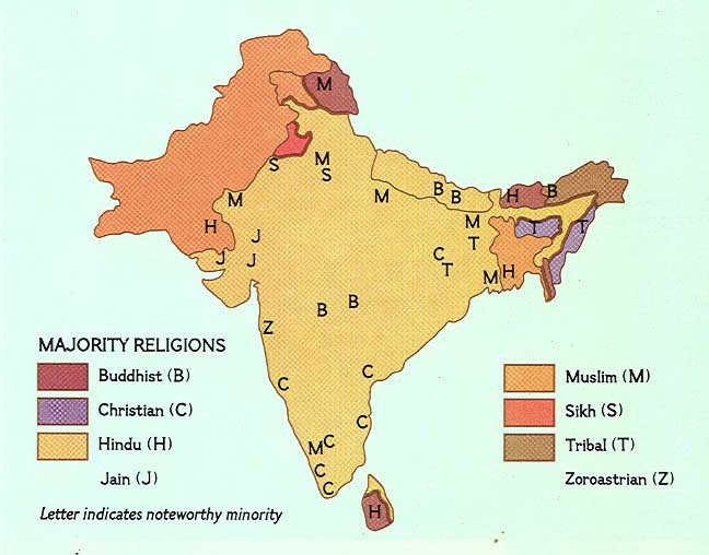Superior RELIGIONS OF SOUTH ASIA