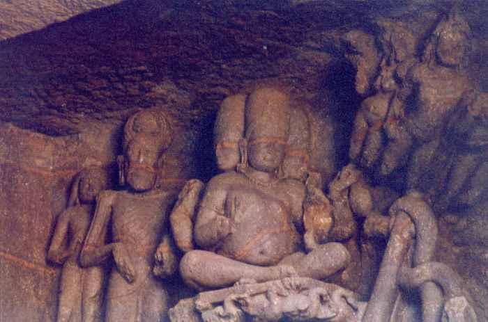 elephanta caves paintings - photo #5