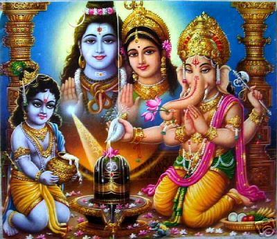 shivafamily