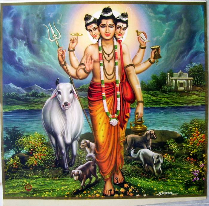 Lord Dattatreya Wallpapers Trinity Backgrounds
