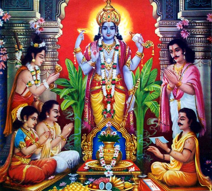 the prominence of vishnu and his Vishnu, in particular, was seen as a prominent figure in hinduism for many generations because of his unique nature and reincarnations, and thus continues to be worshipped today vishnu symbolizes the preserver, the protector, and the sustainer of the world created by brahma as well as the law of the vedas.