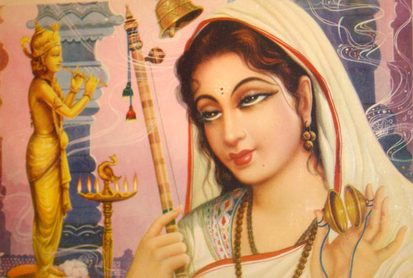 mirabai essay in hindi A biography of mirabai, bhakti saint and poet, famous both for her devotional songs to krishna, and for breaking of traditional role boundaries mirabai, a 16th century indian royal, is known more through legend than verifiable historic fact the following biography is an attempt to report those facts of.