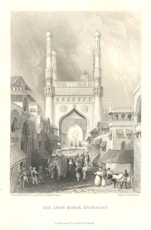 Old Charminar Photos