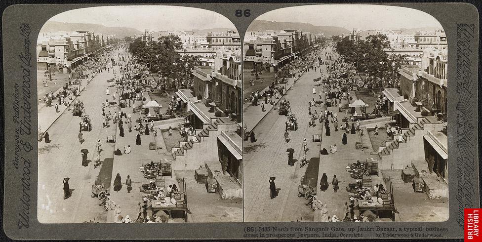 India stereoscopic