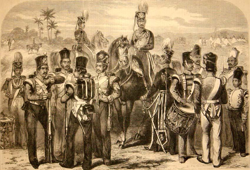 Revolt of 1857 Essay Sample