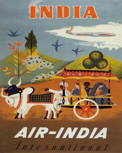 Air India poster