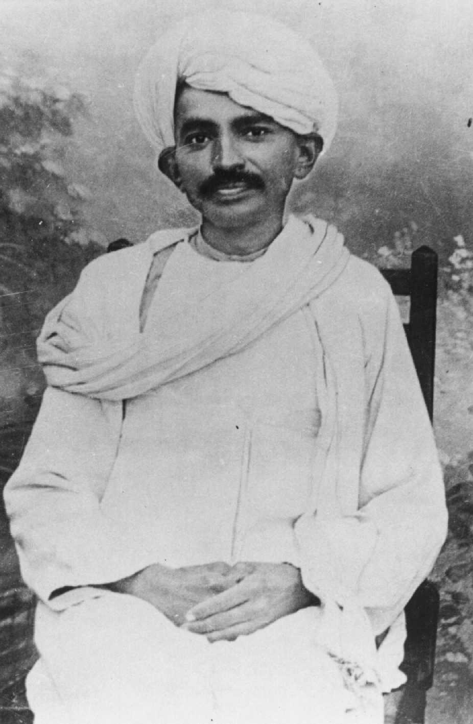 the early education and exploits of mohandas gandhi Mahatma gandhi: mahatma gandhi mahatma gandhi, byname of mohandas karamchand under british suzerainty—did not have much in the way of a formal education.