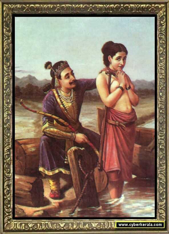 famous Indian painter