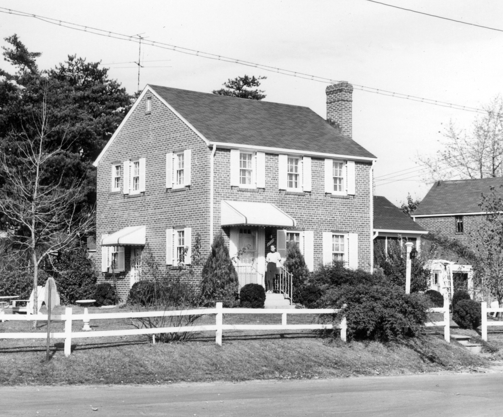 Arlington 23rd Street House 1957