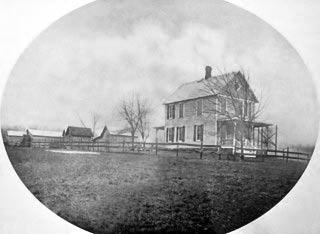 Hill Farm In 1900
