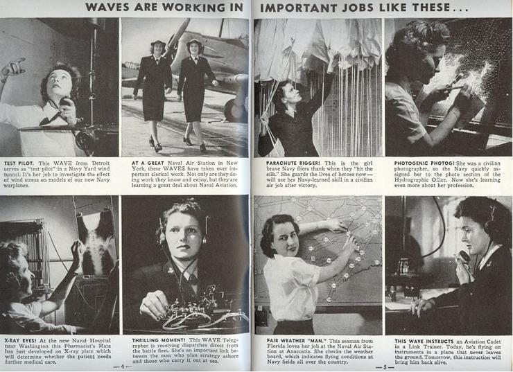 Navy Waves Photo 15 Navy Waves Radio School