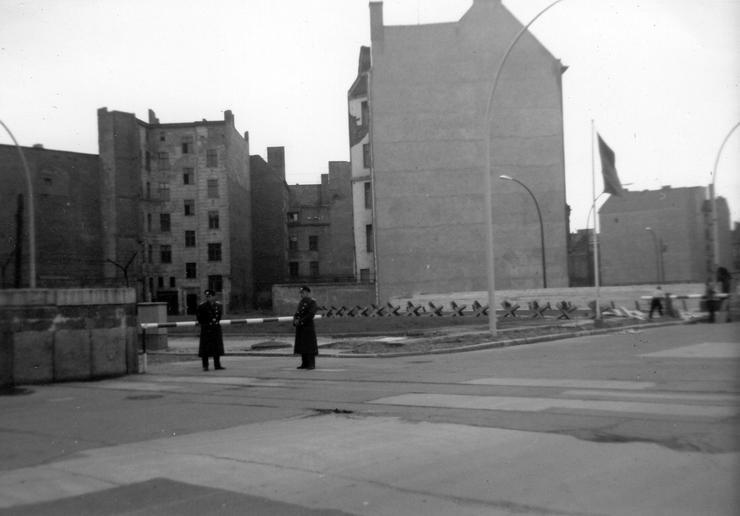Checkpoint Charlie Checkpoint Charlie