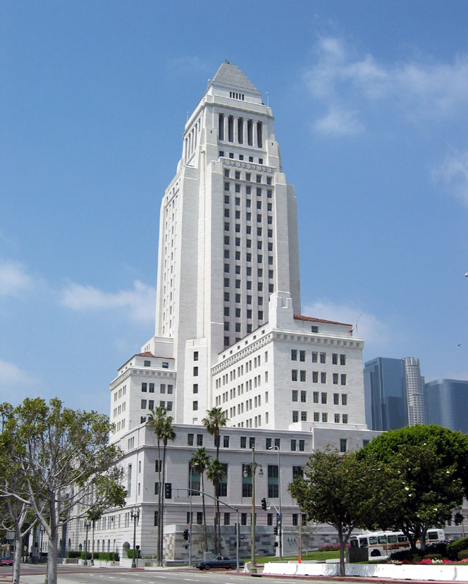 Hollywood City Hall Building Department
