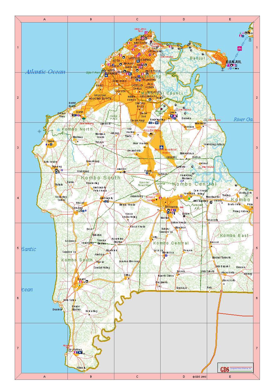 Worksheet. Maps