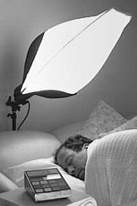 Q Amp A On Bright Light Therapy