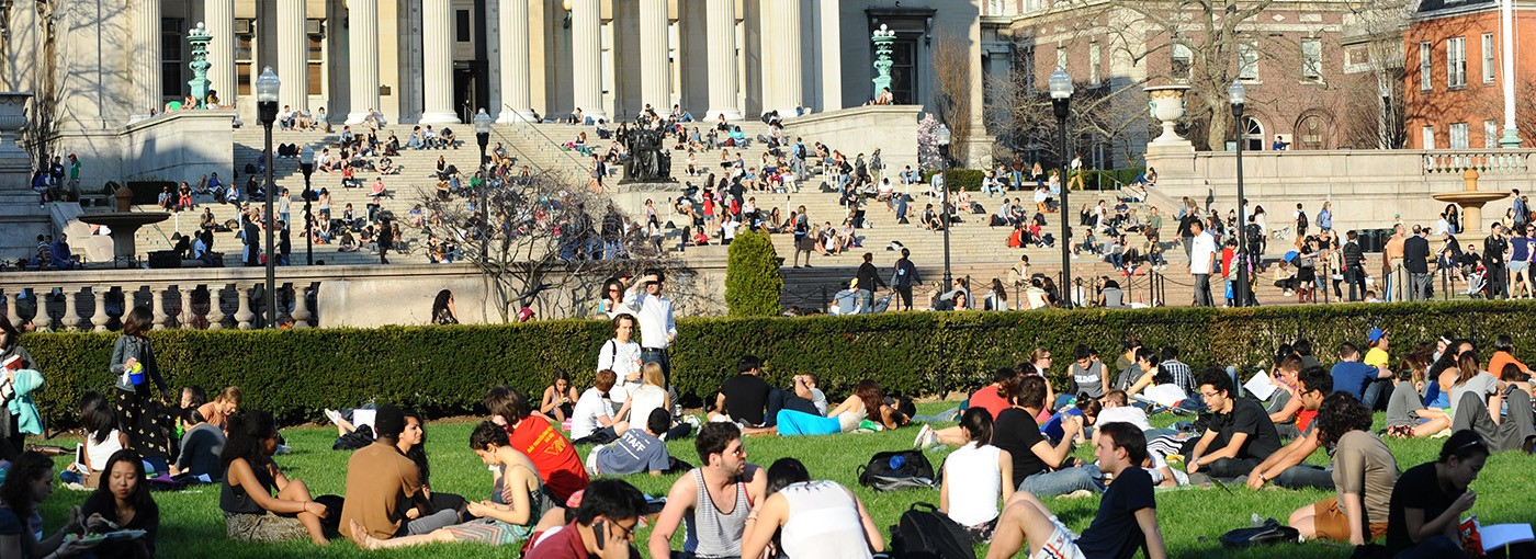 campus life columbia university in the city of new york