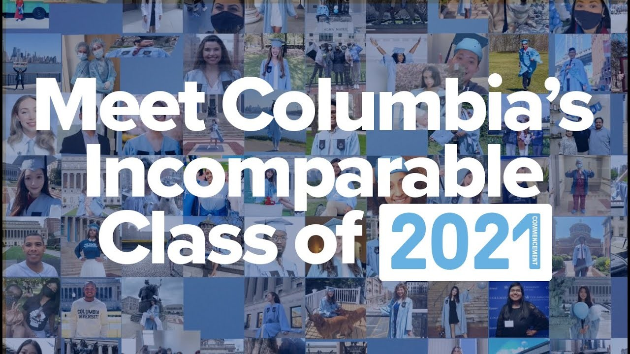 Meet the Incomparable Class of 2021
