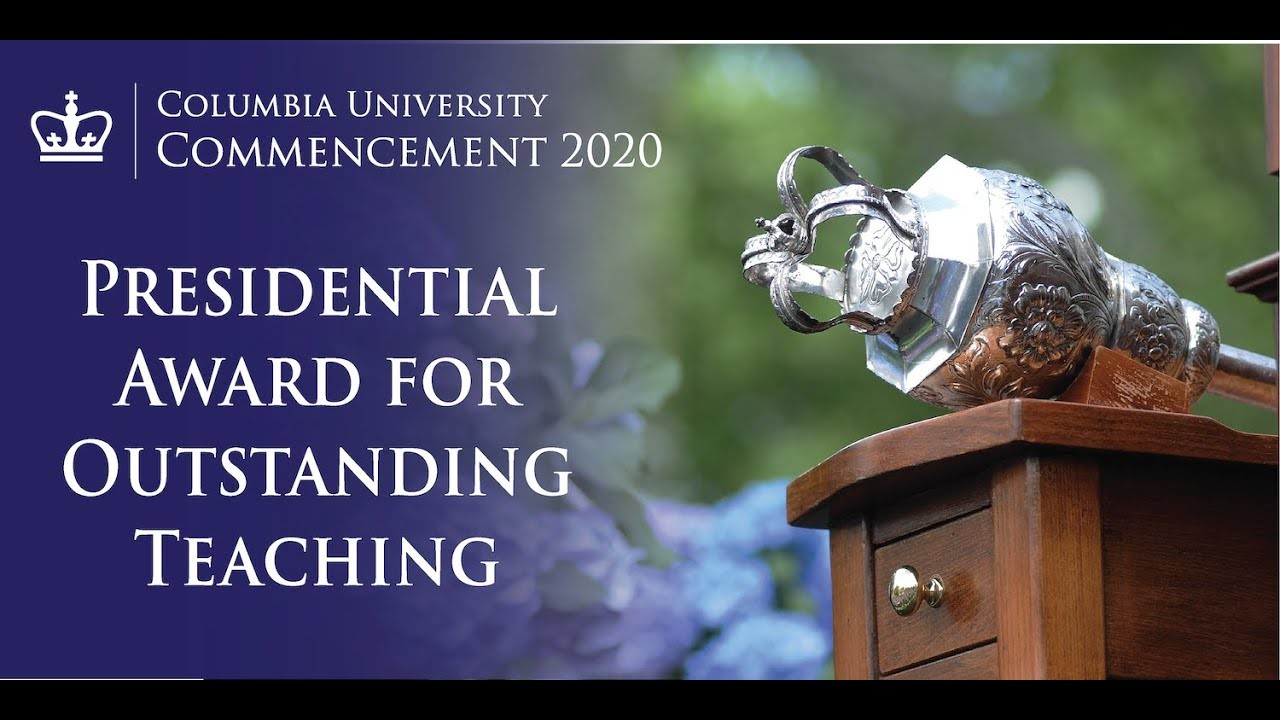 Presidential Award for Outstanding Teaching